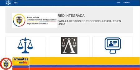 Consulta tus Procesos Judiciales: Vía Judicial y TYBA