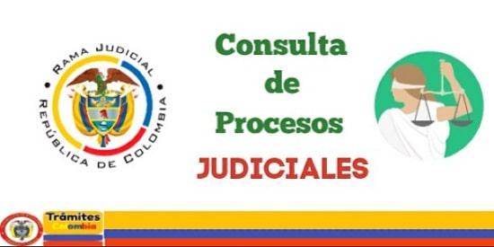 consulta rama judicial